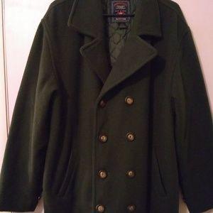 American Eagle Wool Coat.